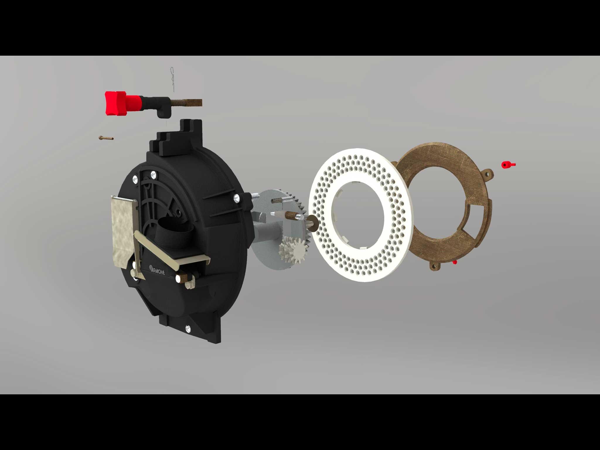3D CAD Animation