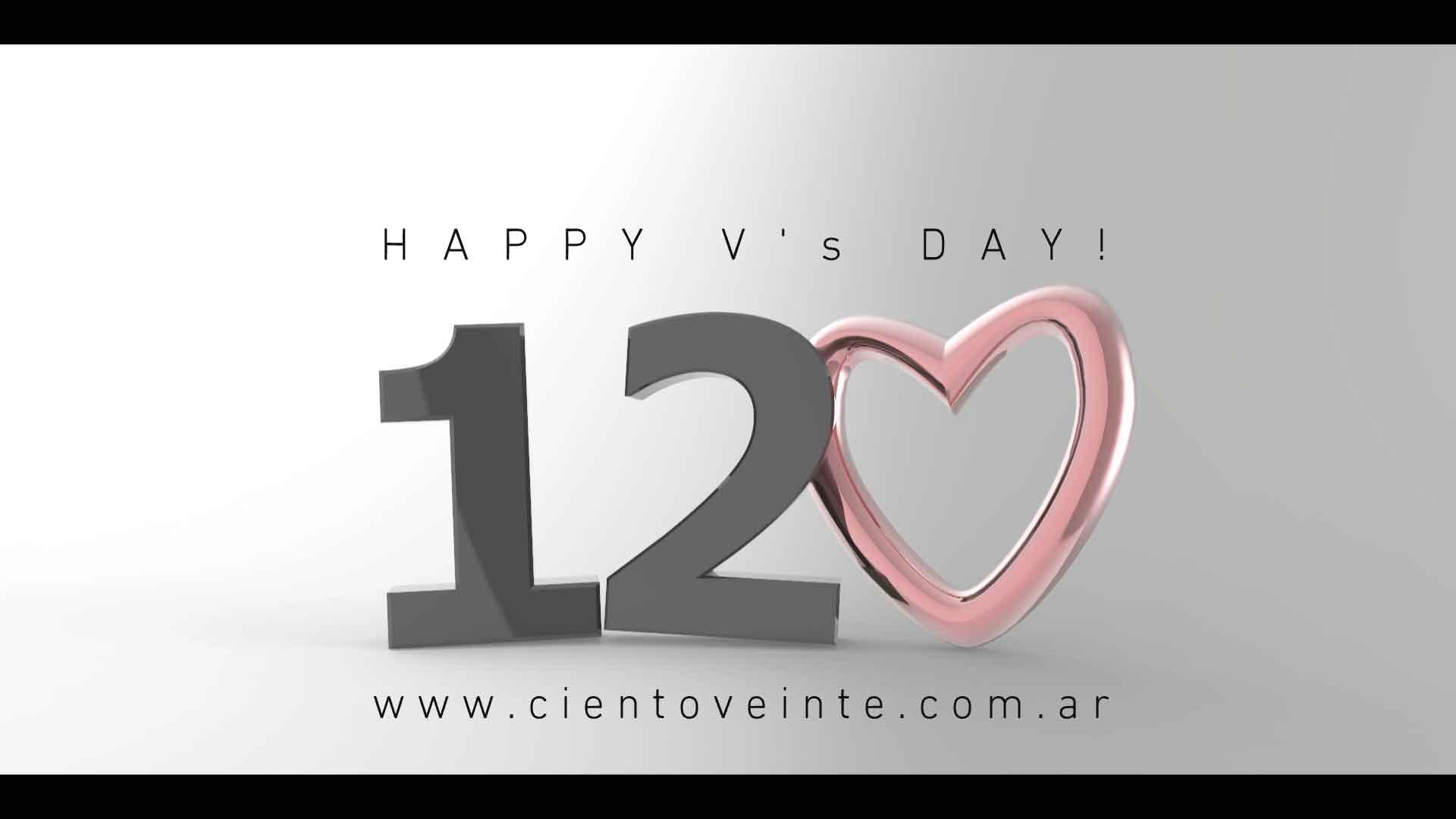 Valentine's day video thumbnail