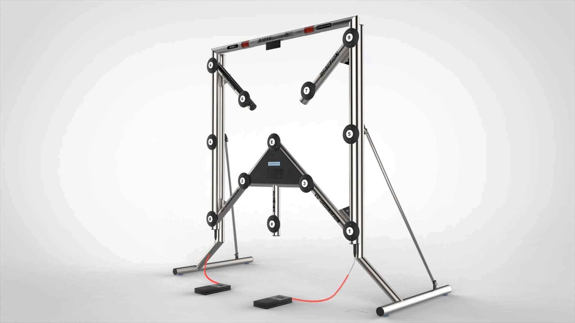Batak 360 3D CAD animation